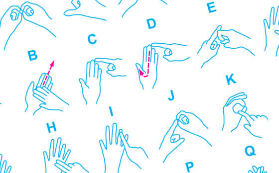 BSL Alphabet